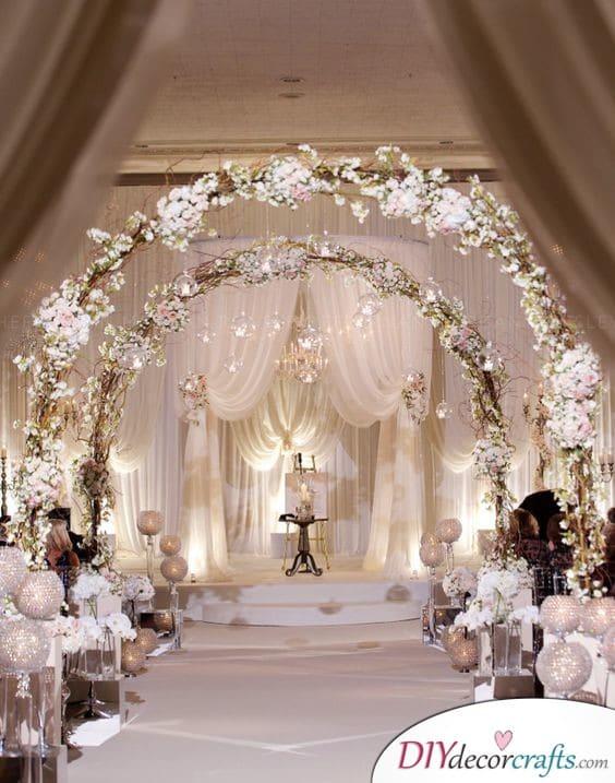 Amazing Wedding Ceremony Arches - Beautiful Wedding Decor