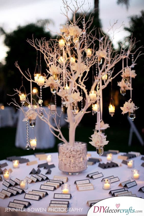 Gorgeous Centerpiece - Stunning and Spectacular