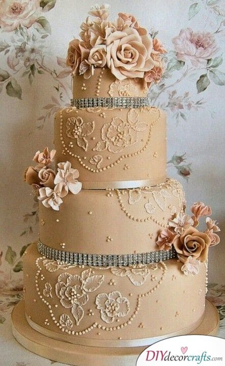 Coffee Colour - Unique Hues for Your Cake