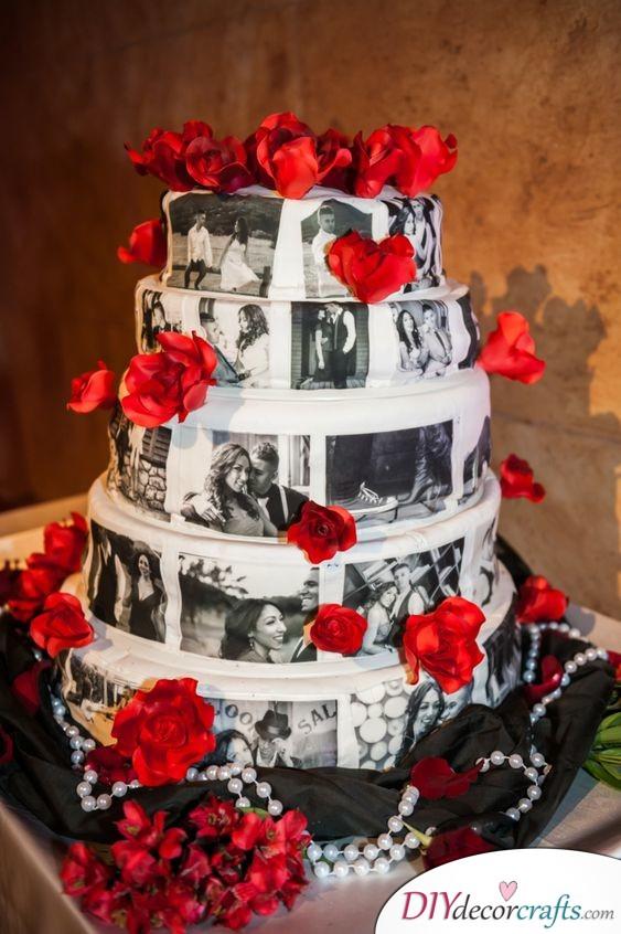 Album or Cake? - Creative Ideas