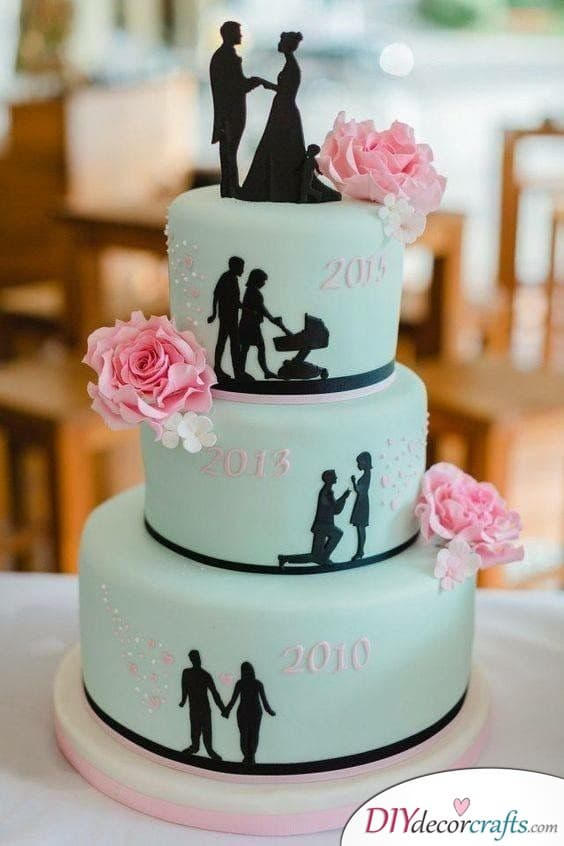 Wedding Cake Decorations Sweet Wedding Cake Ideas