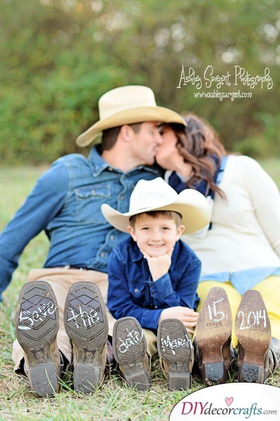 Fun Idea - Fantastic Save the Date Wedding Ideas