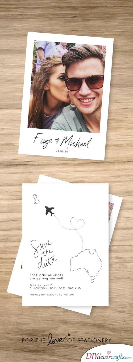Polaroid Card - Keeping it Personal and Cute