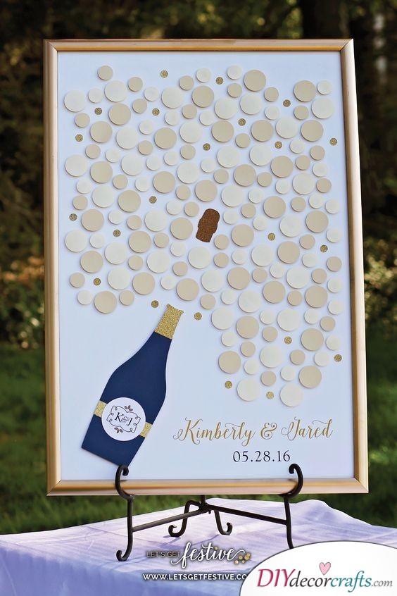 Champagne Designs - Fun and Bubbly