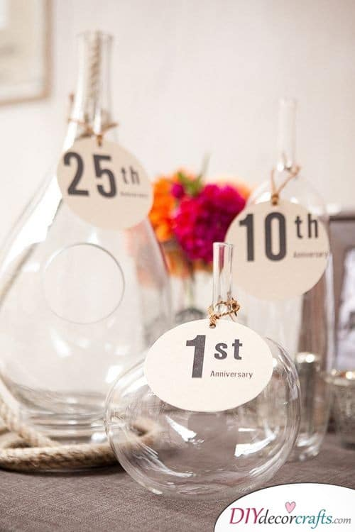 Time Capsules - Interesting Wedding Guest Book Ideas