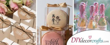 40 FANTASTIC WEDDING THANK YOU GIFTS - The Best Wedding Gifts for Guests