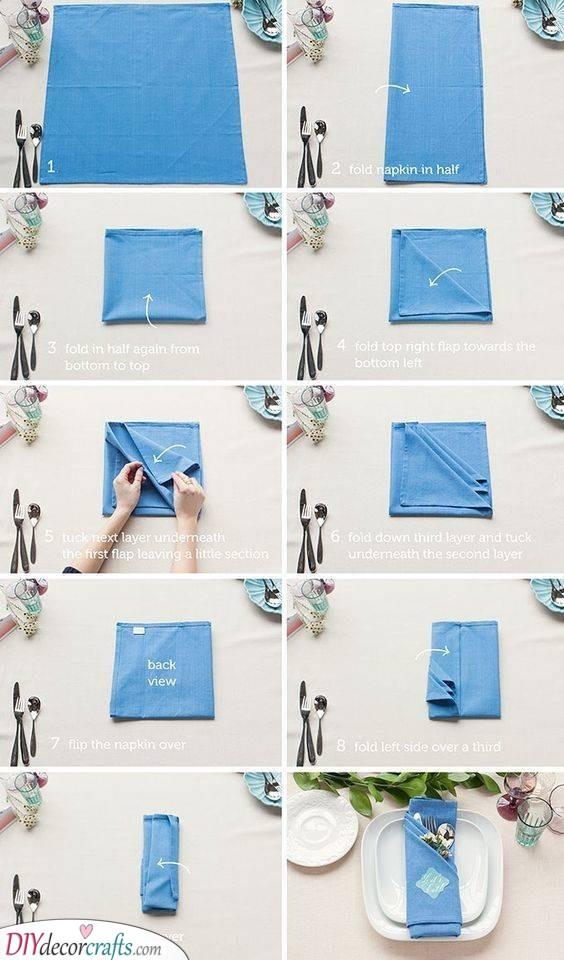 Pocketfuls of Cutlery - A Modern Idea