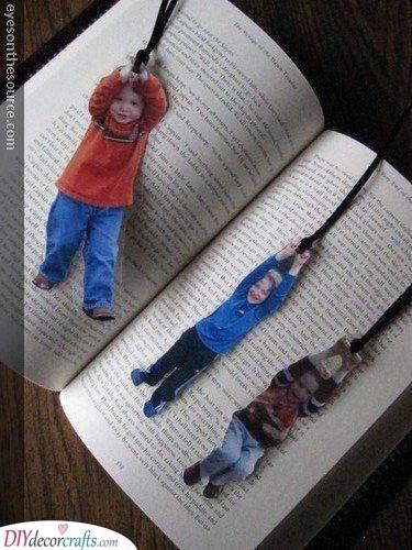 Cute Bookmarks - Inspired by Grandchildren