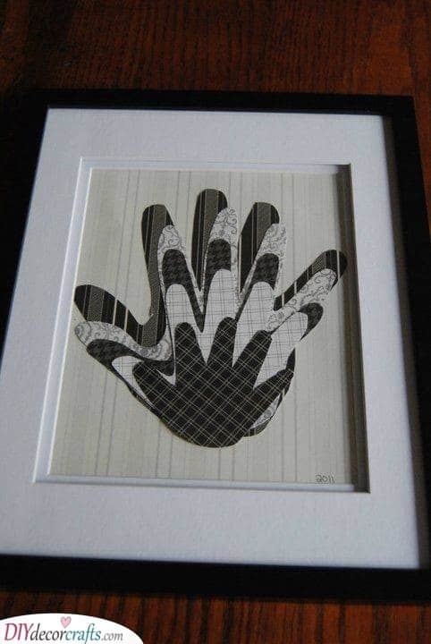 Hand in Hand - Unique and Creative