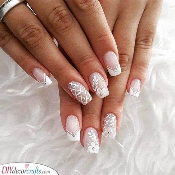A Unique Set of Nails - Fabulous Ideas for Your Wedding