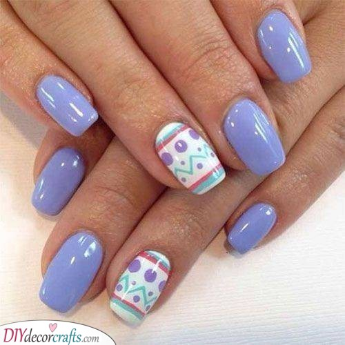 Gorgeous Patterns - The Best Nail Designs for Easter