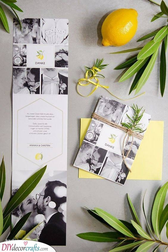A Fruitful Card - Creative Ideas