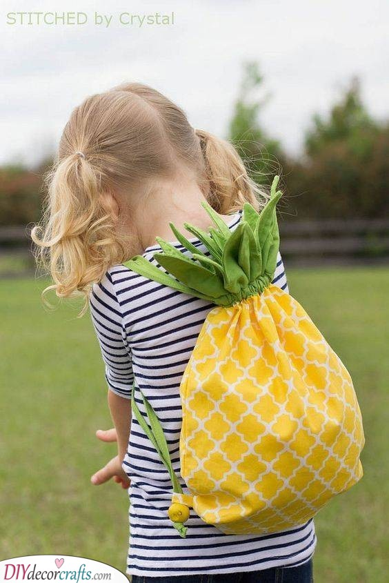Fruity Backpacks - Creative and Unique Gifts for Kids