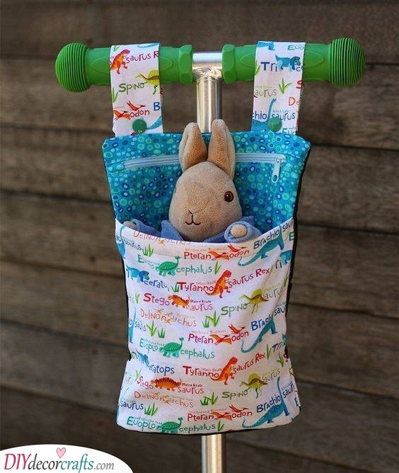 Scooter Bag - Personalised Children's Gifts