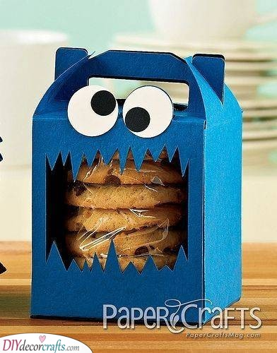 C is for Cookie - Cookie Monster Ideas