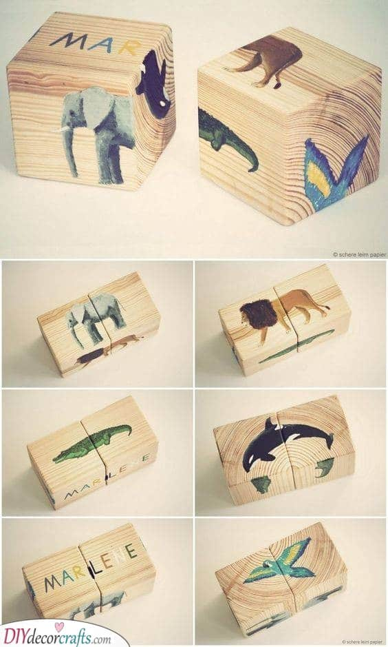 Awesome Blocks - Unique Gifts for Kids