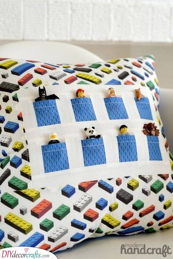 Pillow Pockets - A Bed for Everyone