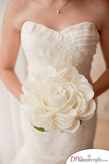 Glamelia Bouquet - The Image of a Single Rose