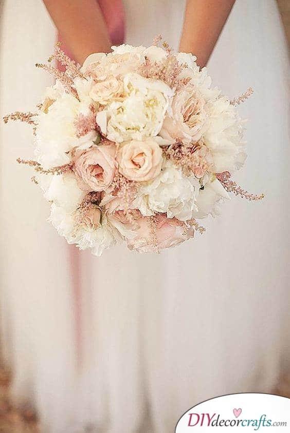 Rustic Elegance - Wedding Bouquet Ideas