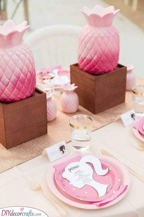 Prim, Proper and Pink - Hen Party Ideas