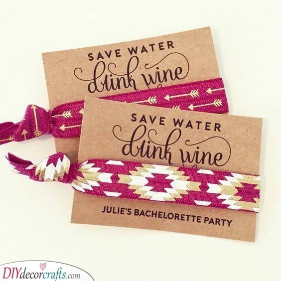 Similar Bracelets - Hen Party Ideas