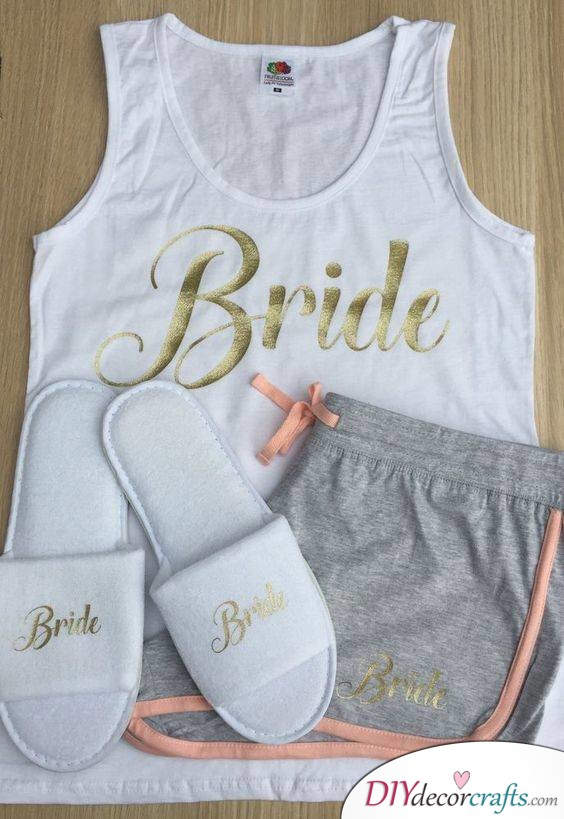 Pyjama Set - For a Relaxed Party