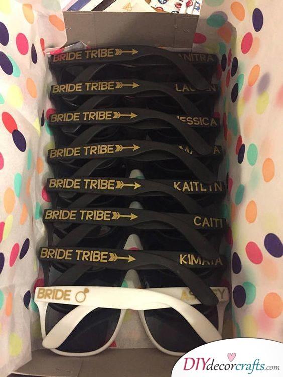 Sunglasses - Accessories for the Bride Tribe