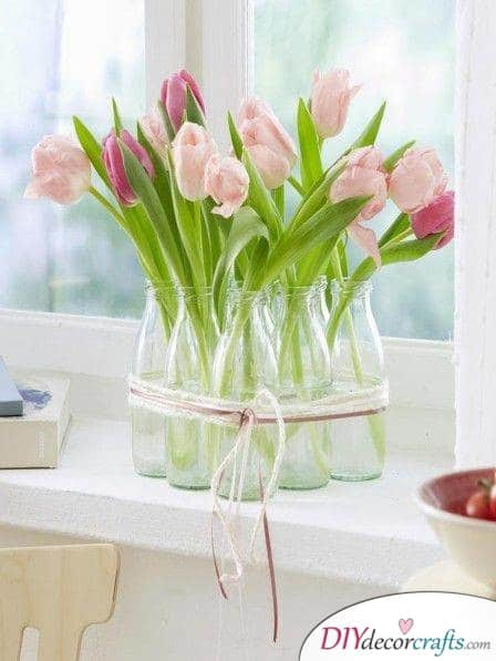 Beautiful Tulips - Floral Decor for This Spring