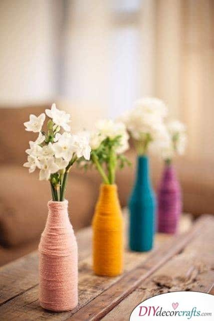 White Daffodils - Gorgeous Floral Table Decor