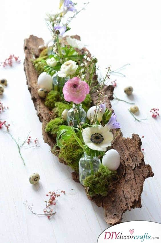 Tiny and Gorgeous Details - Spring Table Decor