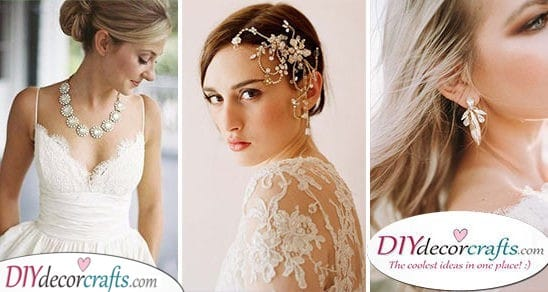 30 WEDDING BRIDAL JEWELLERY - Ideas for Bridal Jewellery