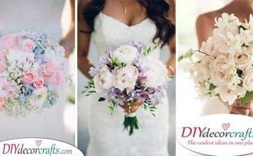 30 SIMPLE WEDDING BOUQUETS - A List of Wedding Bouquet Ideas