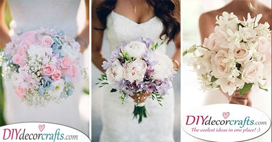30 SIMPLE WEDDING BOUQUETS - A List of Wedding Bouquet Ideas
