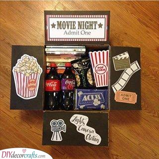 Movie Night - Snacks and Treats