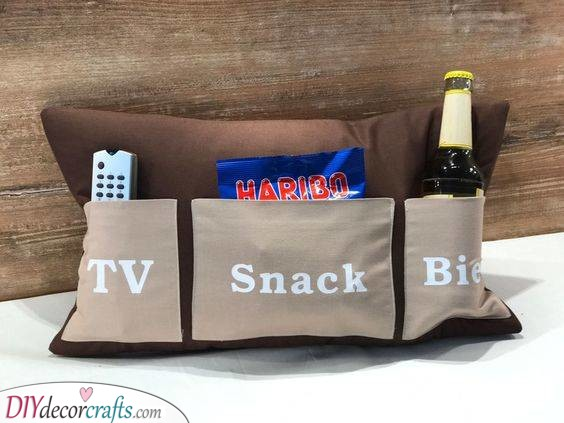 The Perfect Pillow - Birthday Present Ideas for Him