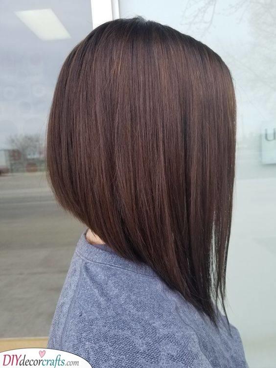 An Awesome Medium Bob - Hairstyles for Fine Hair