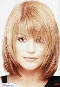 Short and Cool - Hairstyles with Bangs