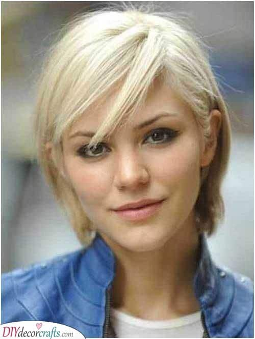 Cute Short Hairstyle - Perfect for Summer