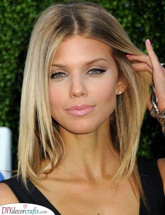 Fantastic Hairstyles for Thin Hair - Dirty Blonde Hair