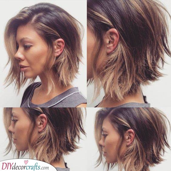 Glamorous Bob - Hairstyles for Women with Thin Fine Hair