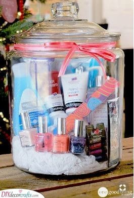 Beauty Products - Personalized Gifts for Girlfriends