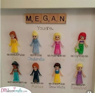 A Real Princess - Creative Gifts for Girlfriends
