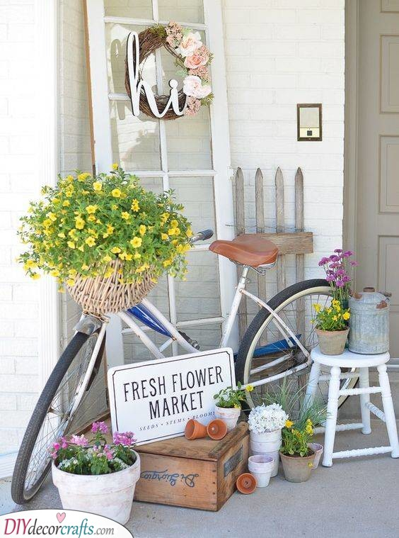 Summer Porch - Decorate Your House