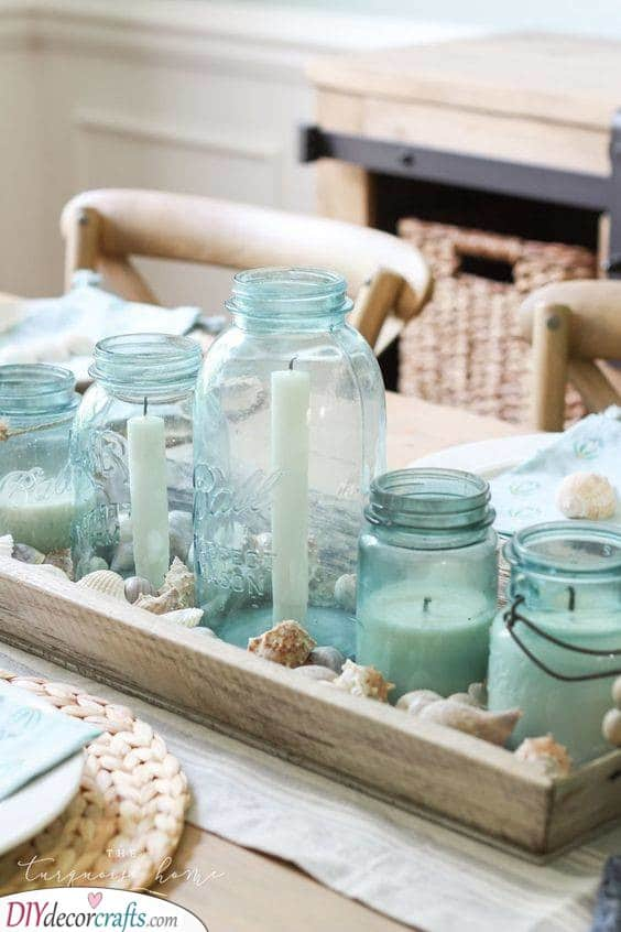 Gorgeous Candles - Coastal Decor