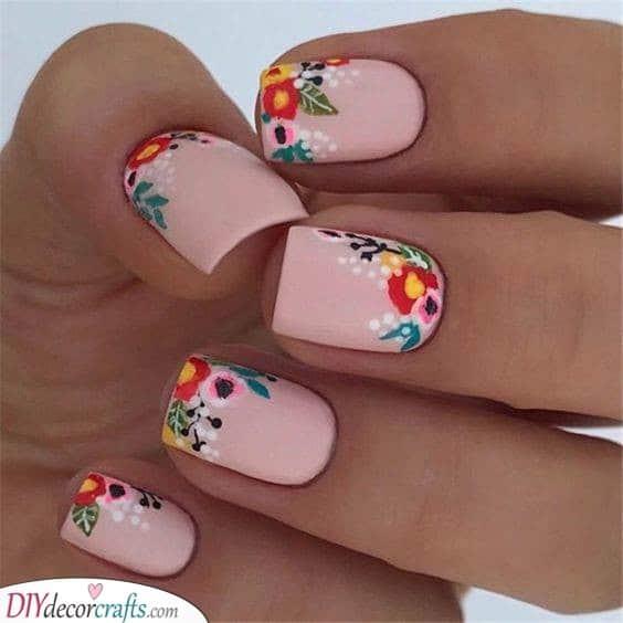 Bohemian Florals - Festive and Fabulous
