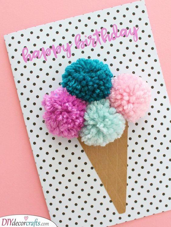 A Birthday Ice-Cream - Birthday Gift Ideas for Women