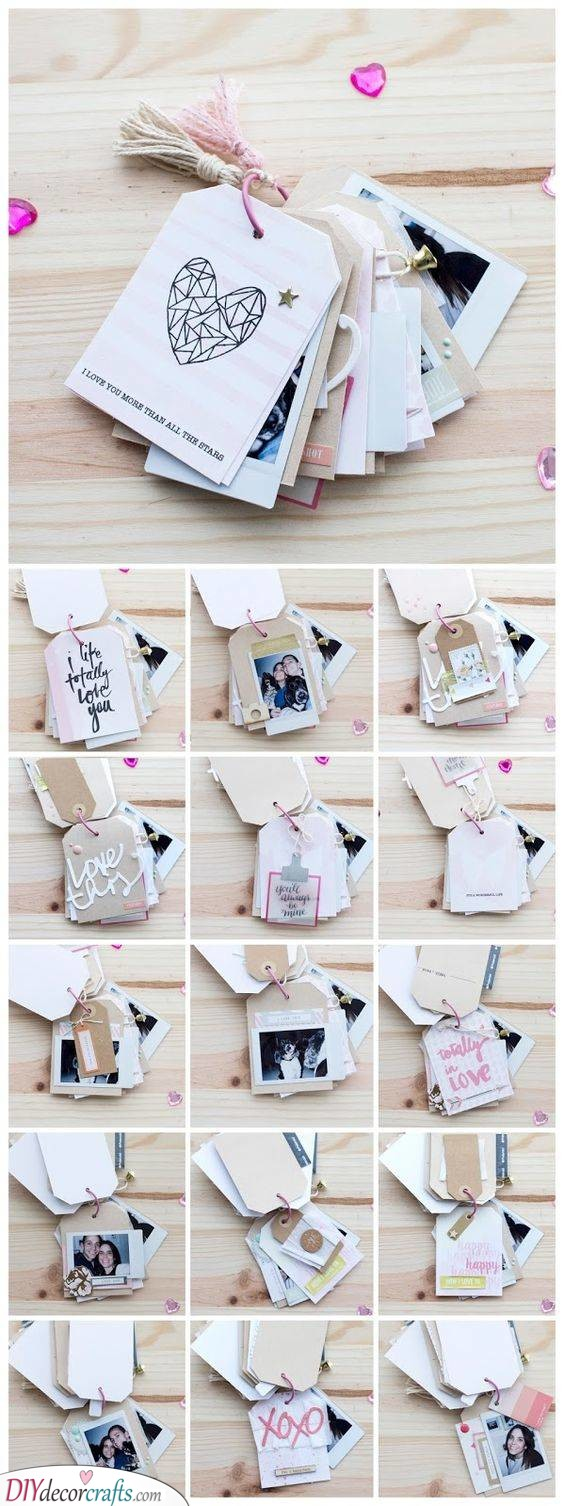 A Small Booklet - With Lots of Love