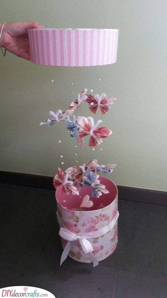 A Box of Butterflies - Birthday Present Ideas
