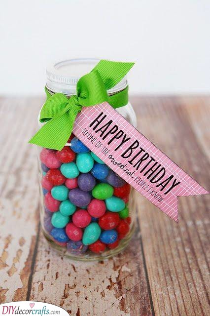Sweets for a Sweet Person - Best Birthday Gifts for Her