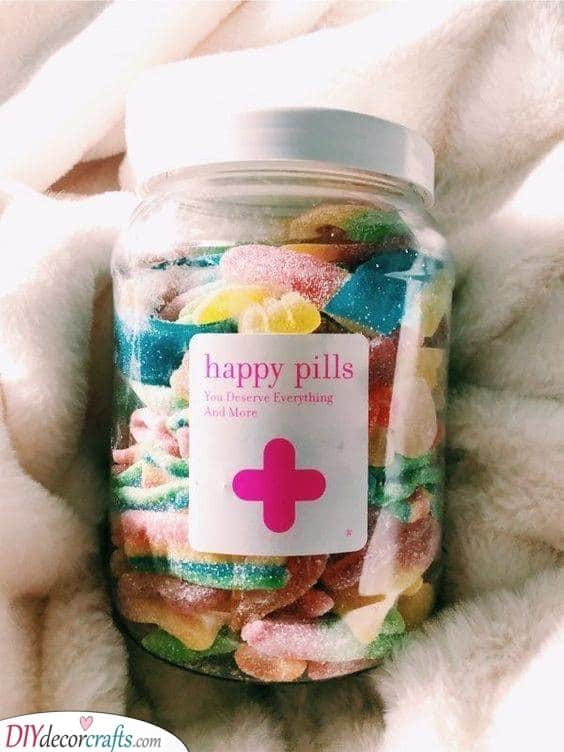 Happy Pills - For a Happier Day